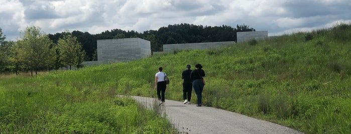Glenstone Museum is one of DC.