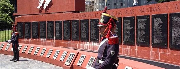Monumento a los Caídos en Malvinas is one of Capital Federal (AR).