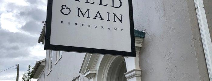 Field & Main is one of Washingtonian Best.