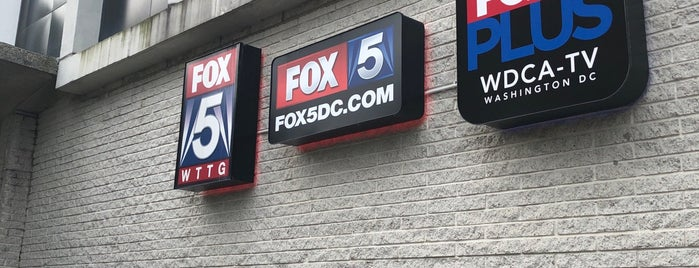 WTTG Fox 5 is one of Traveling.