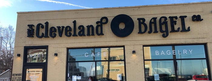 Cleveland Bagel Company is one of Cleveland To Do.