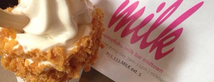 Momofuku Milk Bar is one of Manhattan - Go Explore Your City.