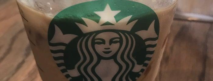 Starbucks is one of Tempat yang Disukai Yaşam Ve Moda Notlarım.