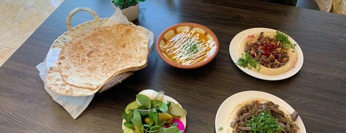 مطعم فطور الطيبين is one of Orte, die Abdulaziz gefallen.