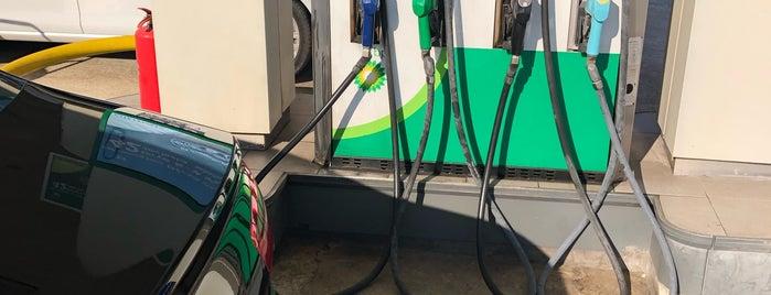 BP is one of Tolga : понравившиеся места.