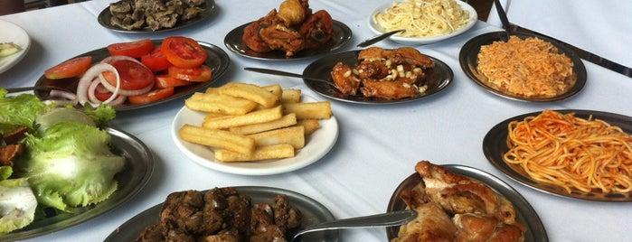 Restaurante Cascatinha is one of PELO MUNDO.....
