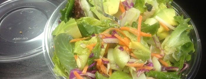 Giardino Gourmet Salads-Downtown Miami is one of Favorite Miami food spots :).