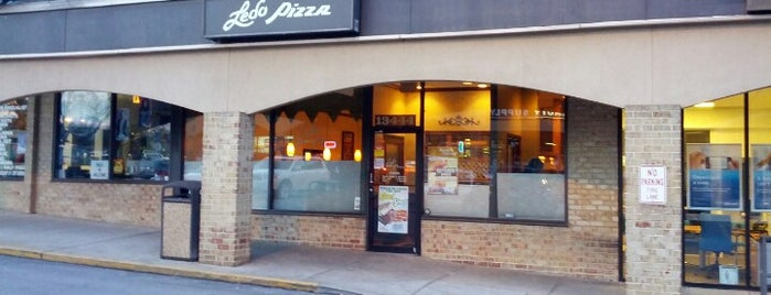 Ledo Pizza is one of Good food.