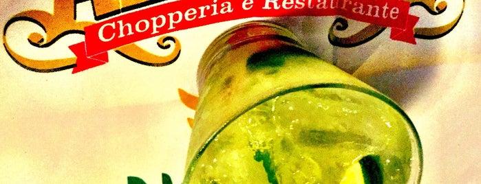 Alabama Chopperia e Restaurante is one of Goiânia.