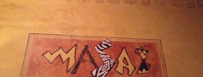 Masai is one of Tempat yang Disimpan Jose Antonio.