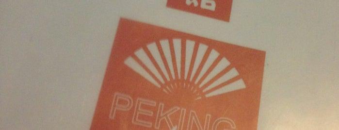 Peking Peking is one of Locais curtidos por Dennis.