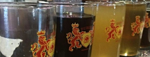Dubina Brewing Co. is one of Phoenix-area craft breweries.