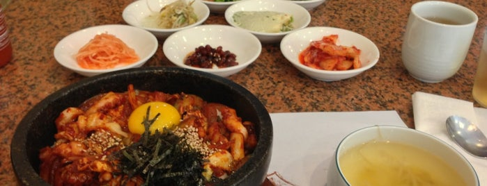 Seongbukdong is one of LA's Essential Late Night Dining Restaurants.