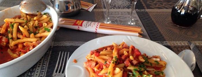 Pasta e Basta is one of Locais curtidos por Sibel.