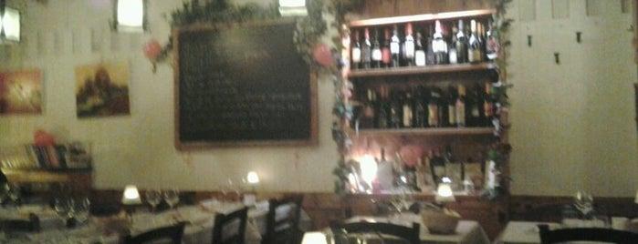 El Barbapedana is one of Nice restaurants.