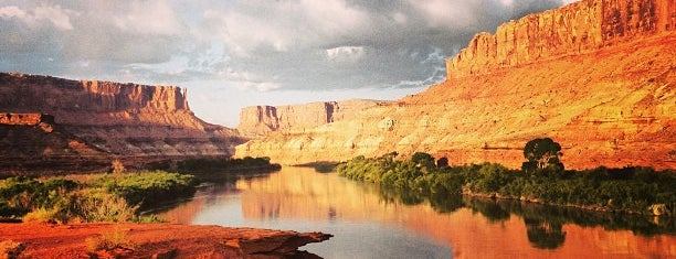 Canyonlands National Park is one of National Recreation Areas.