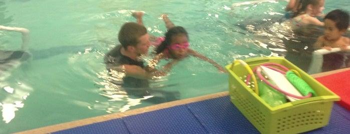 Water Wings Swim School is one of Tempat yang Disukai Autumn.