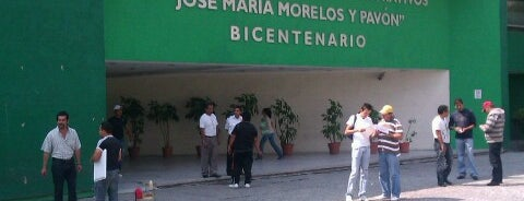 Centro de Servicios Administrativos Jose María Morelos is one of Posti che sono piaciuti a Jose.