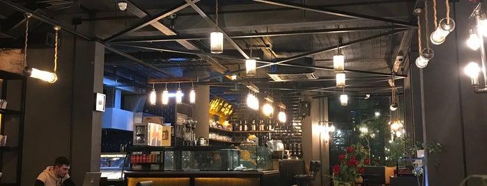 The Coffee Factory is one of Kıbrıs.