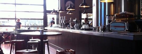 Good George Brew Pub is one of Locais curtidos por Ben.
