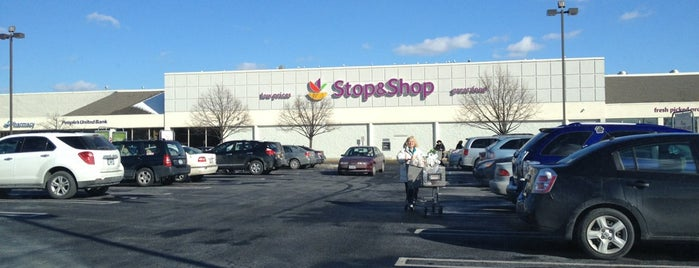 Stop & Shop is one of Posti che sono piaciuti a Karissa.