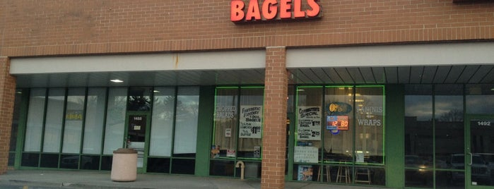 West Side Bagels is one of Posti che sono piaciuti a Can.
