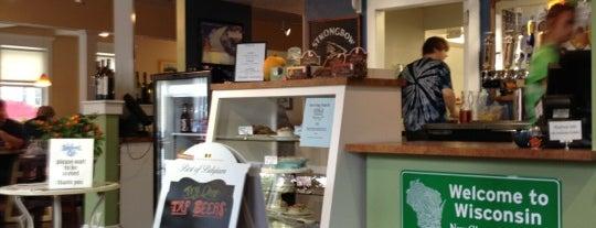 Bluefront Cafe is one of Door County.
