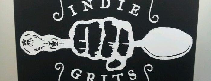 Indie Grits is one of Locais curtidos por BEAU.