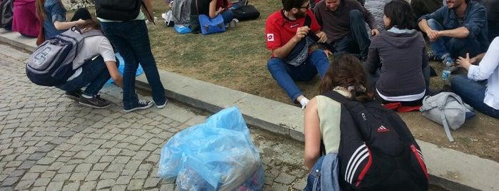 Taksim Gezi Parkı is one of gezi parkı :(.