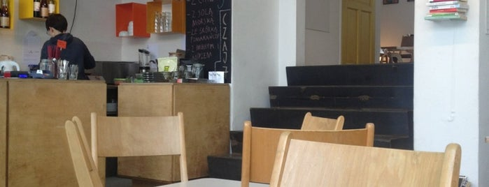 Fawory is one of Best Coffee in Warsaw.
