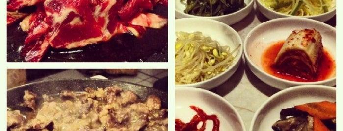 hankook restaurant is one of Raffaeleさんの保存済みスポット.