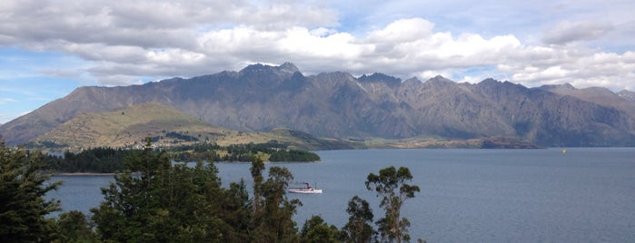 Mercure Resort Queenstown is one of Tempat yang Disukai Victor.