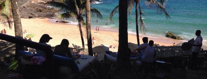 Blue Praia Bar is one of Locais curtidos por Victor.