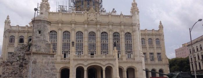 Museo de la Revolución is one of สถานที่ที่ Victor ถูกใจ.