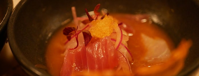 Señor Ceviche is one of London - To try.