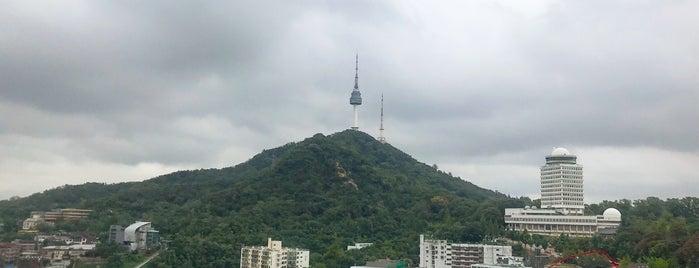ティーマークグランドホテル明洞 is one of Seoul.