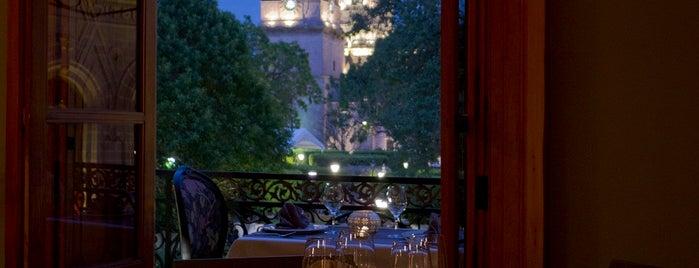 Restaurante La Aldaba is one of Morelia.