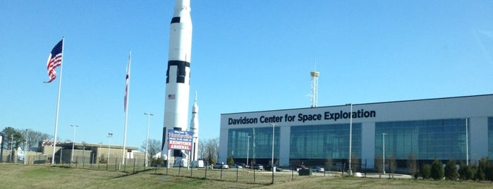 U.S. Space and Rocket Center is one of VISITED (U.S).