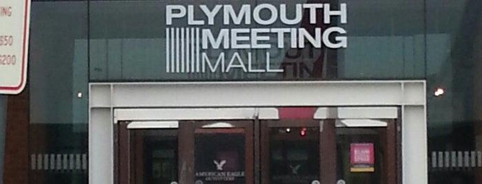 Plymouth Meeting Mall is one of Tyler'in Beğendiği Mekanlar.