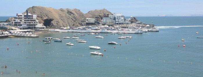 Playa Embajadores is one of Tempat yang Disukai Sebastian.