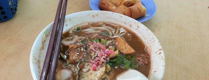 Laksa Shell Farlim is one of Penang | Eats.