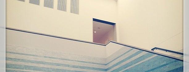 The Blanton Museum of Art is one of SXSW.