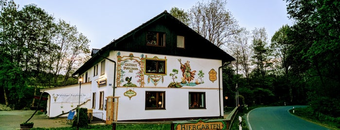 Wirtshaus Pupplinger Au is one of Ano, šéfe!.