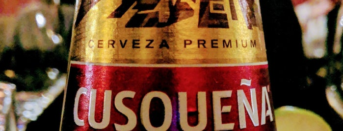 Nasca Café is one of Restaurants.