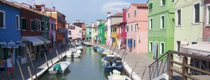 Isola di Burano is one of Venezia.