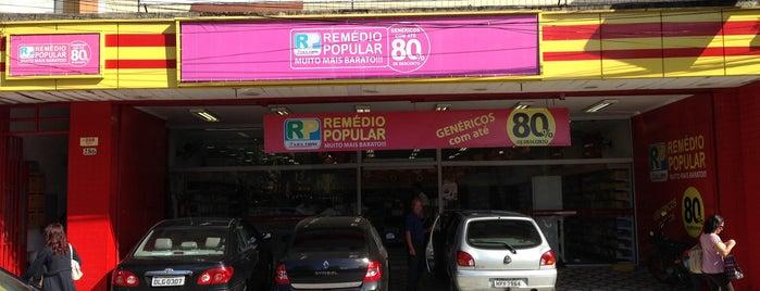 SOS Farma is one of Lugares favoritos de Robson Alvaro.