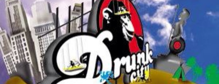 Drunk City is one of Guanajuato.