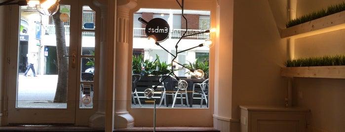 Embat is one of Restaurants.