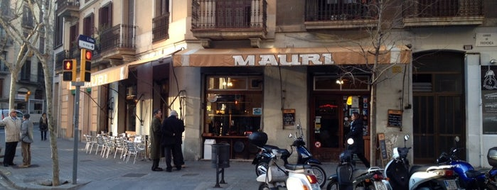 Mauri is one of Patatas Bravas de Barcelona.