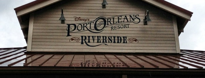 Disney's Port Orleans Riverside Resort is one of My Magic Orlando.